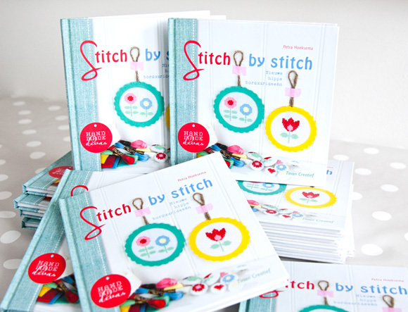 Stitch-by-stitch-boekjes