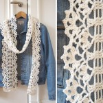crocheted-scarf-white