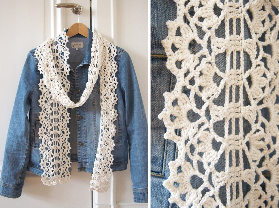 Relaxed Shrug | crochet today
