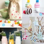 Last minute easter crafting ideas